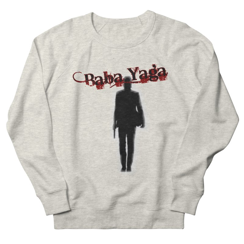 Baba Yaga Women's French Terry Sweatshirt by DesignsbyAnvilJames's Artist Shop