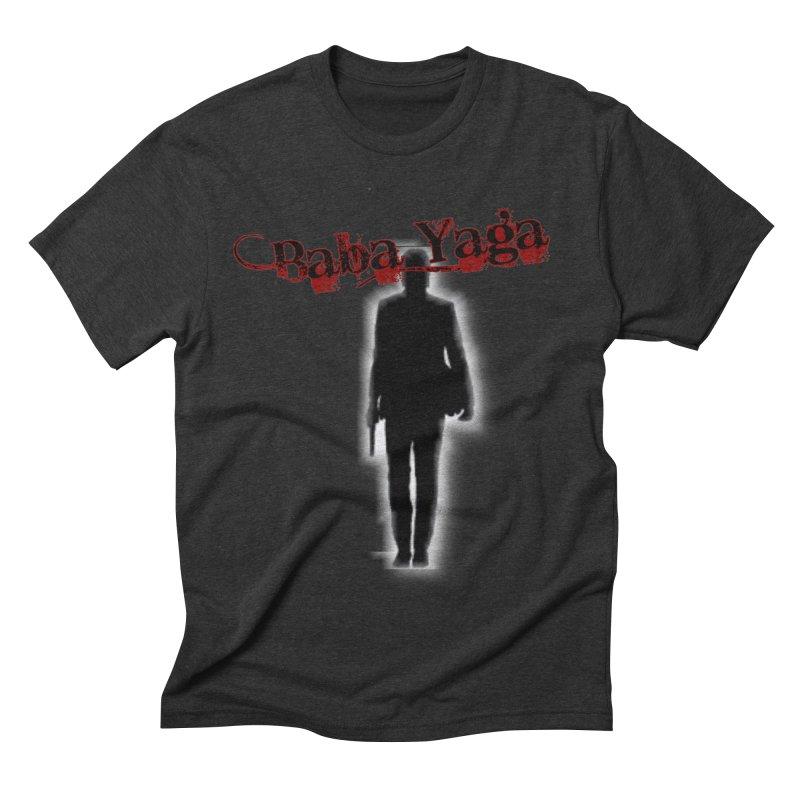 Baba Yaga Men's Triblend T-Shirt by DesignsbyAnvilJames's Artist Shop