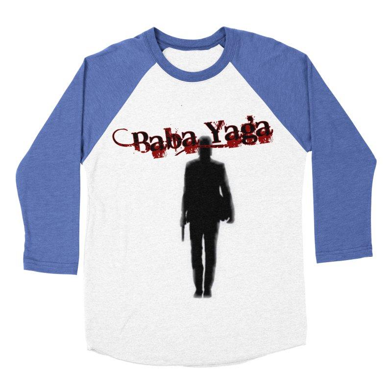Baba Yaga Women's Baseball Triblend Longsleeve T-Shirt by DesignsbyAnvilJames's Artist Shop