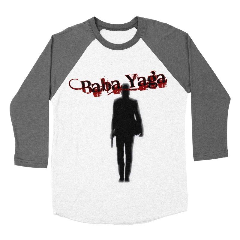 Baba Yaga Men's Baseball Triblend Longsleeve T-Shirt by DesignsbyAnvilJames's Artist Shop