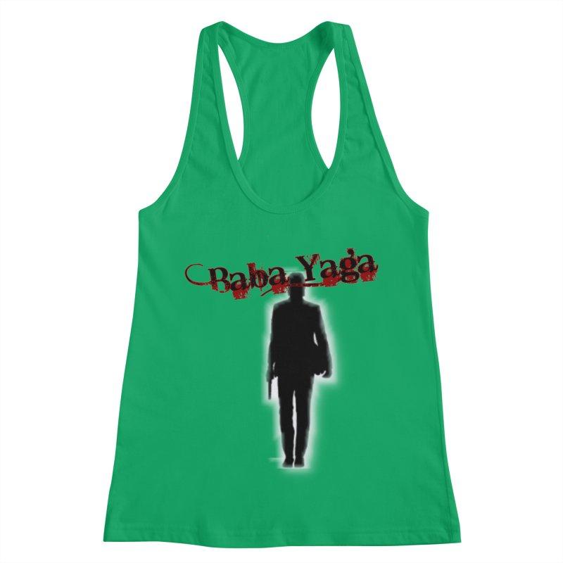 Baba Yaga Women's Tank by DesignsbyAnvilJames's Artist Shop