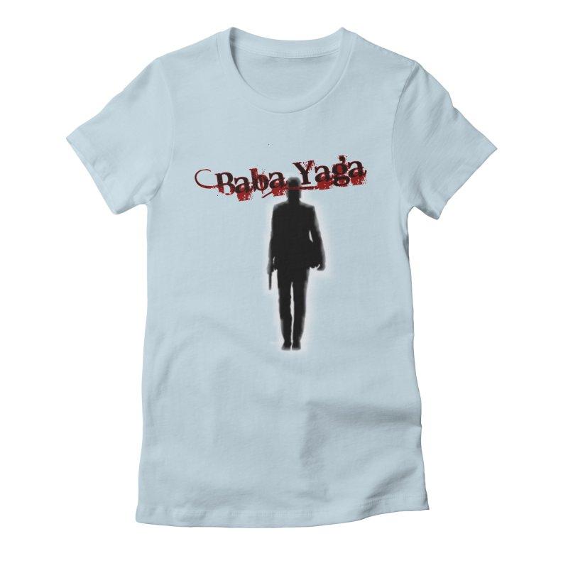 Baba Yaga Women's T-Shirt by DesignsbyAnvilJames's Artist Shop