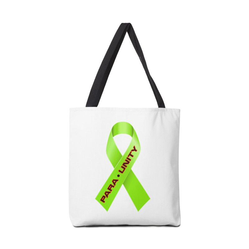 Paraunity Accessories Tote Bag Bag by DesignsbyAnvilJames's Artist Shop