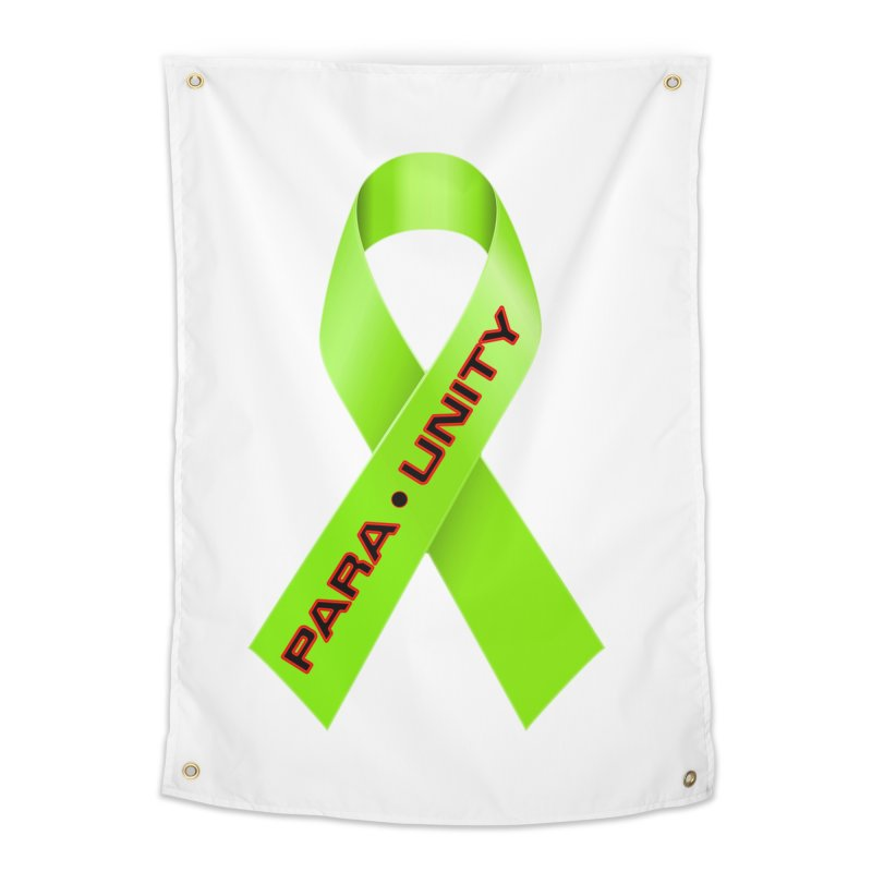 Paraunity Home Tapestry by DesignsbyAnvilJames's Artist Shop