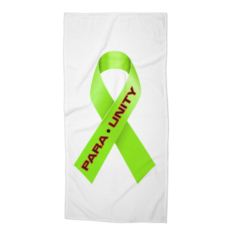 Paraunity Accessories Beach Towel by DesignsbyAnvilJames's Artist Shop