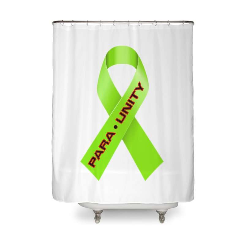 Paraunity Home Shower Curtain by DesignsbyAnvilJames's Artist Shop