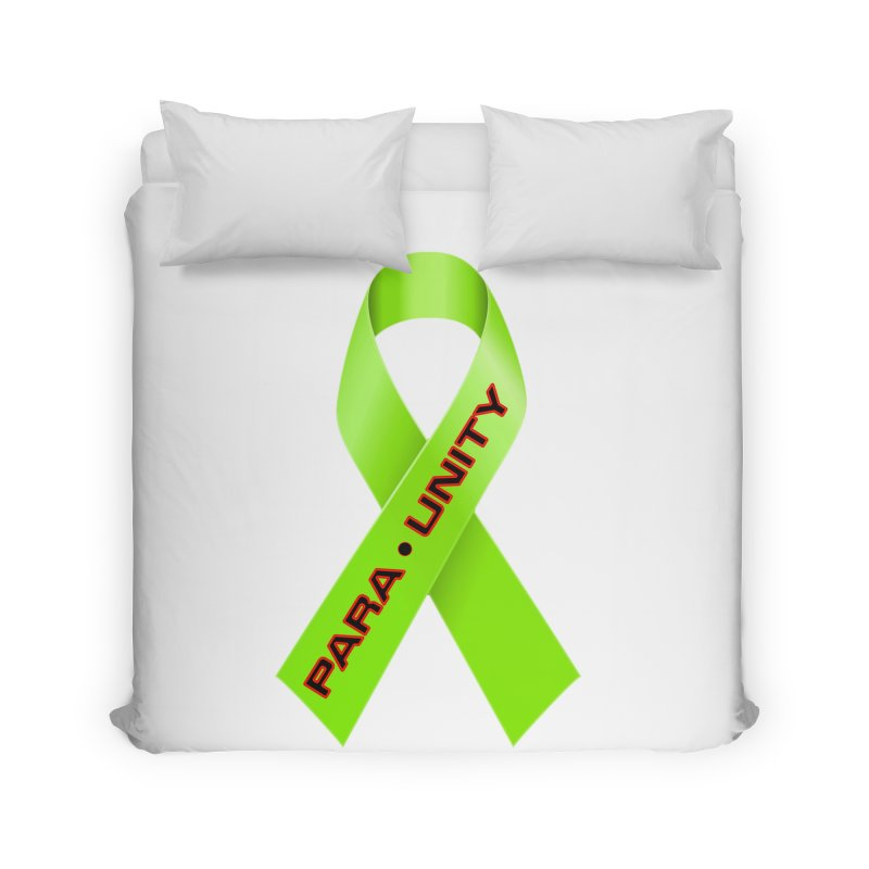 Paraunity Home Duvet by DesignsbyAnvilJames's Artist Shop