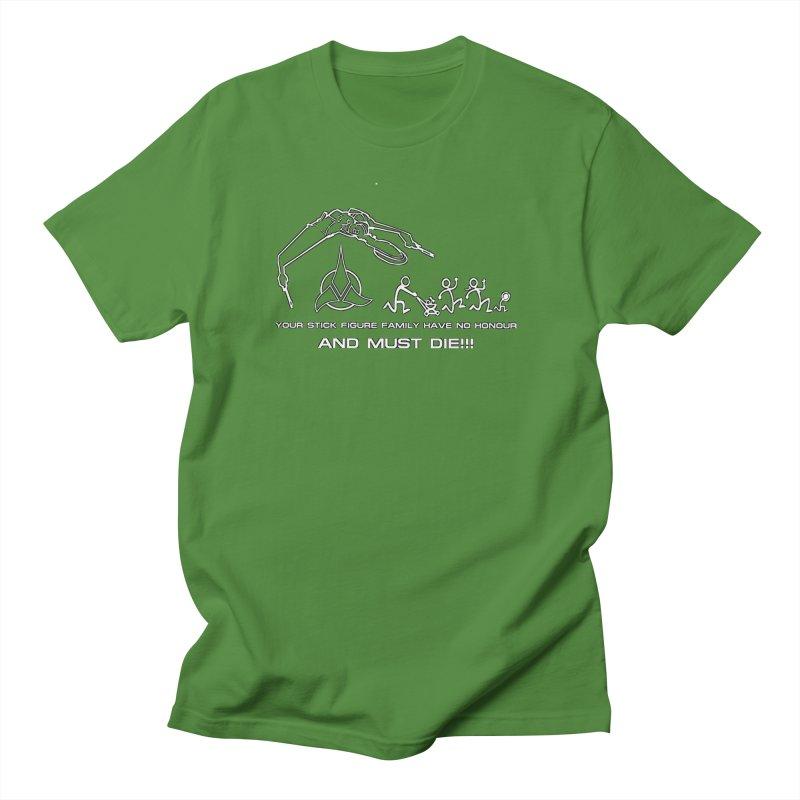 Klingon Family Women's Regular Unisex T-Shirt by DesignsbyAnvilJames's Artist Shop