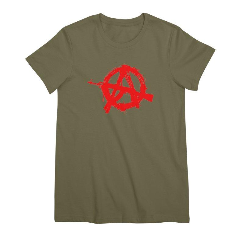 AK ARCY Women's Premium T-Shirt by DesignsbyAnvilJames's Artist Shop