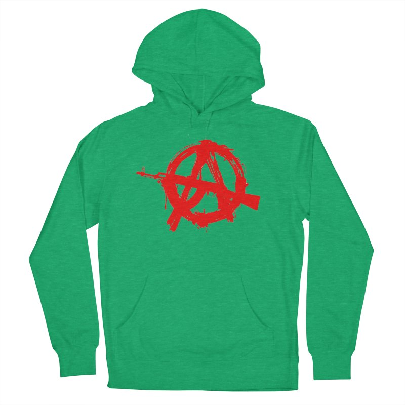 AK ARCY Men's French Terry Pullover Hoody by DesignsbyAnvilJames's Artist Shop