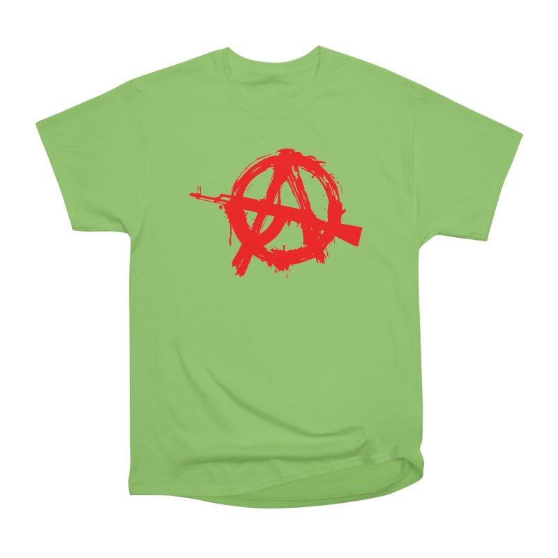 AK ARCY Men's Heavyweight T-Shirt by DesignsbyAnvilJames's Artist Shop