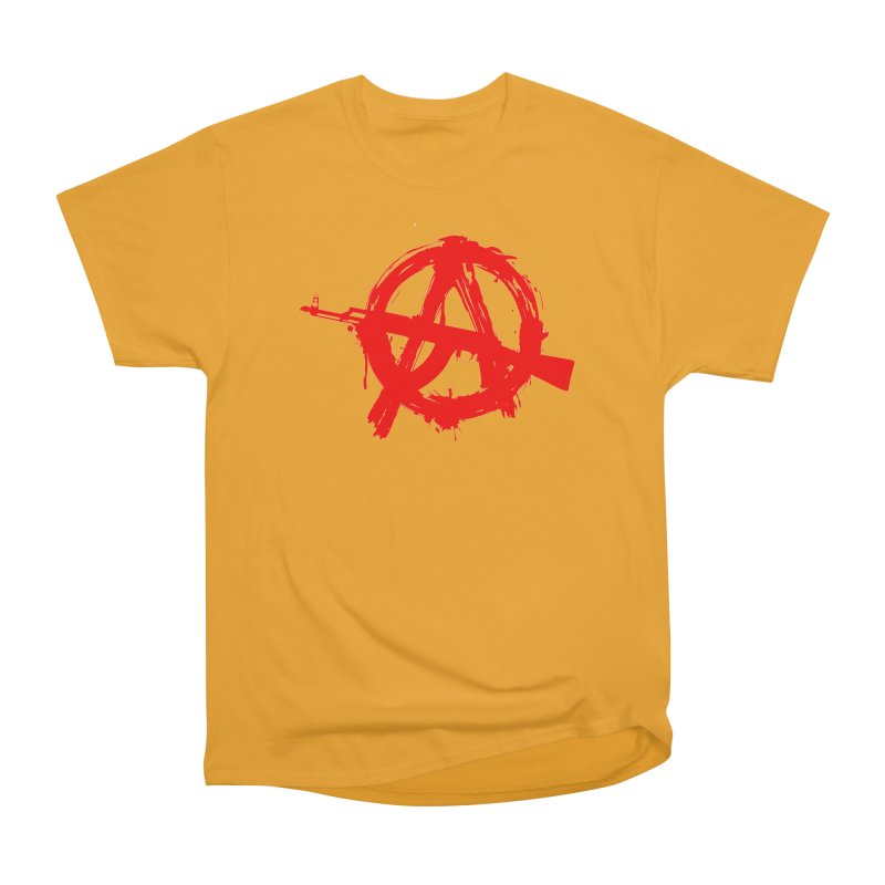 AK ARCY Women's Heavyweight Unisex T-Shirt by DesignsbyAnvilJames's Artist Shop