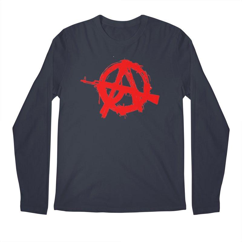 AK ARCY Men's Regular Longsleeve T-Shirt by DesignsbyAnvilJames's Artist Shop