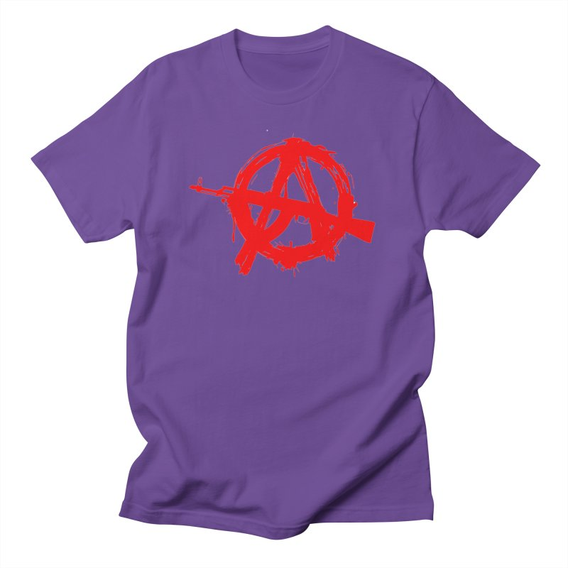 AK ARCY Women's Regular Unisex T-Shirt by DesignsbyAnvilJames's Artist Shop