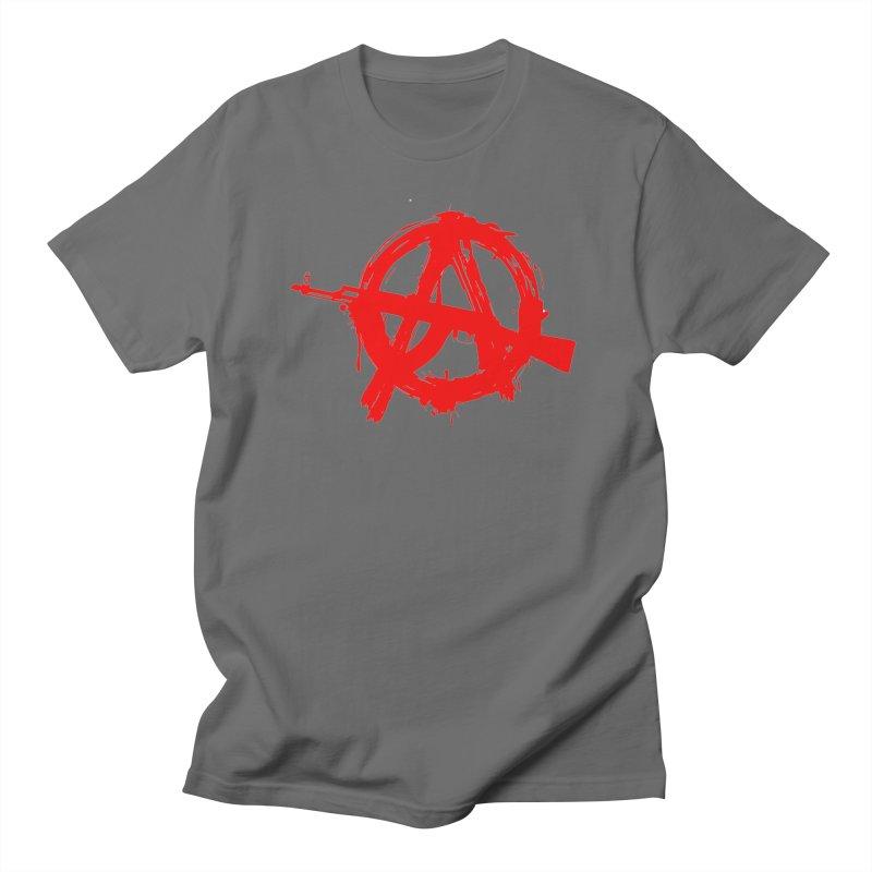 AK ARCY Men's T-Shirt by DesignsbyAnvilJames's Artist Shop