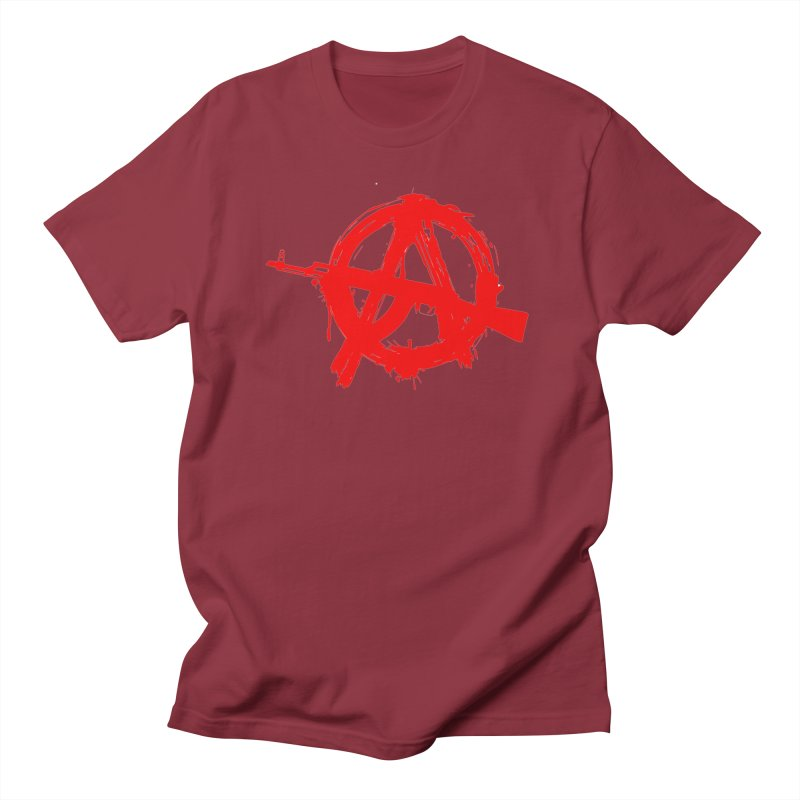 AK ARCY Men's Regular T-Shirt by DesignsbyAnvilJames's Artist Shop