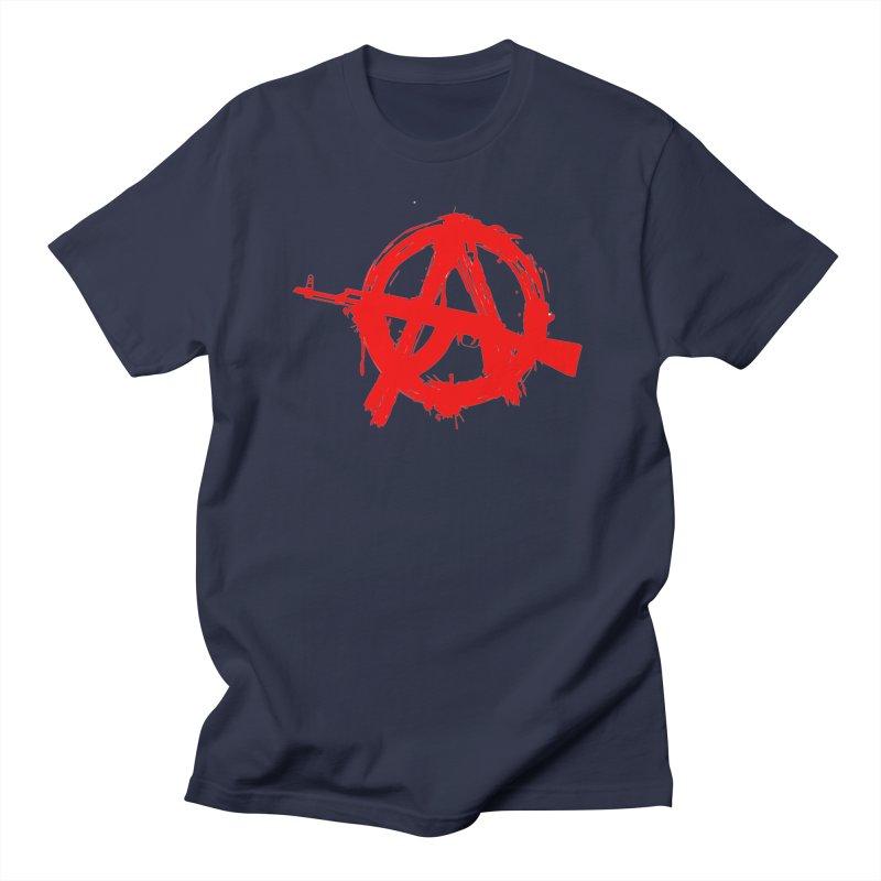 AK ARCY Men's Regular T-Shirt by DesignsbyAnvilJames's Artist Shop