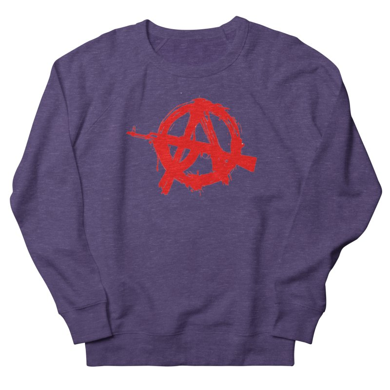 AK ARCY Men's French Terry Sweatshirt by DesignsbyAnvilJames's Artist Shop