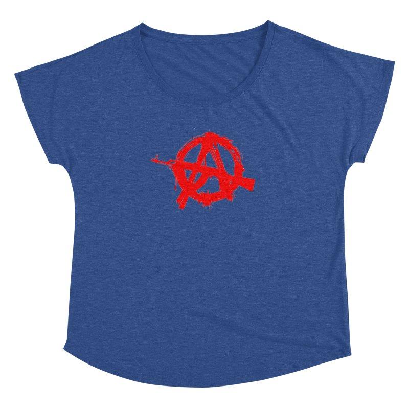 AK ARCY Women's Dolman Scoop Neck by DesignsbyAnvilJames's Artist Shop
