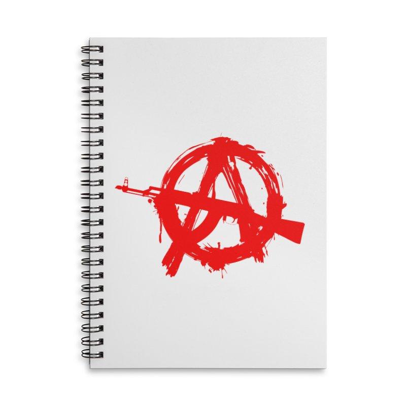 AK ARCY Accessories Notebook by DesignsbyAnvilJames's Artist Shop