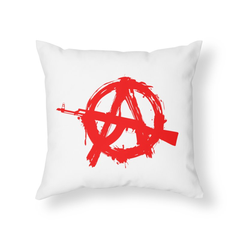 AK ARCY Home Throw Pillow by DesignsbyAnvilJames's Artist Shop