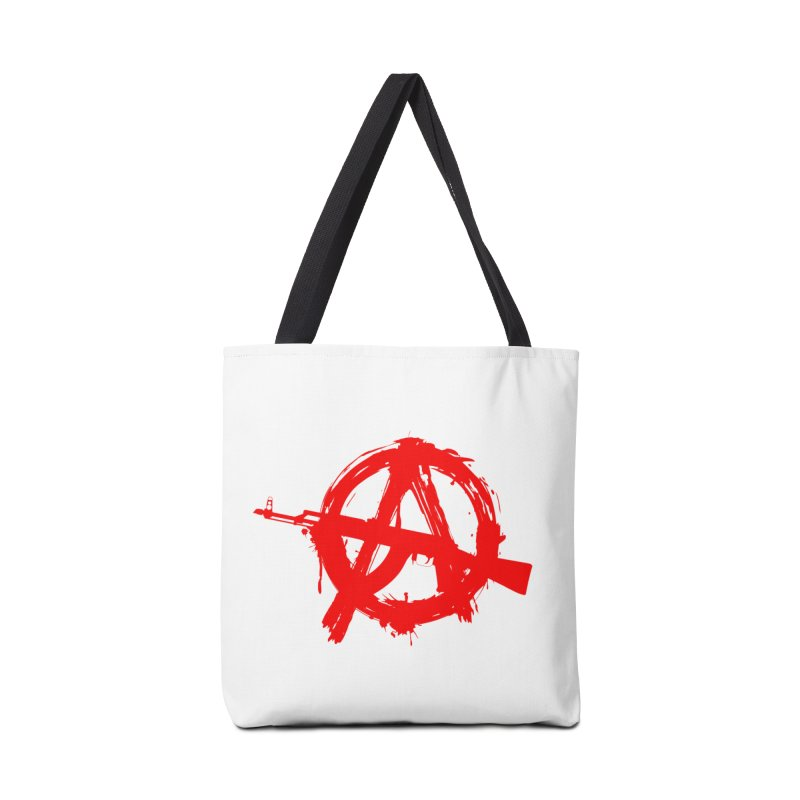 AK ARCY Accessories Bag by DesignsbyAnvilJames's Artist Shop