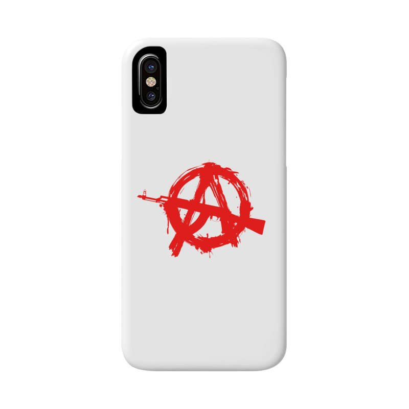 AK ARCY Accessories Phone Case by DesignsbyAnvilJames's Artist Shop