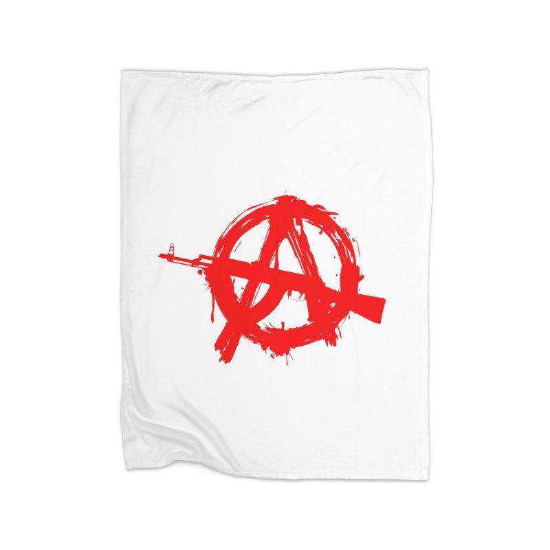 AK ARCY Home Fleece Blanket Blanket by DesignsbyAnvilJames's Artist Shop