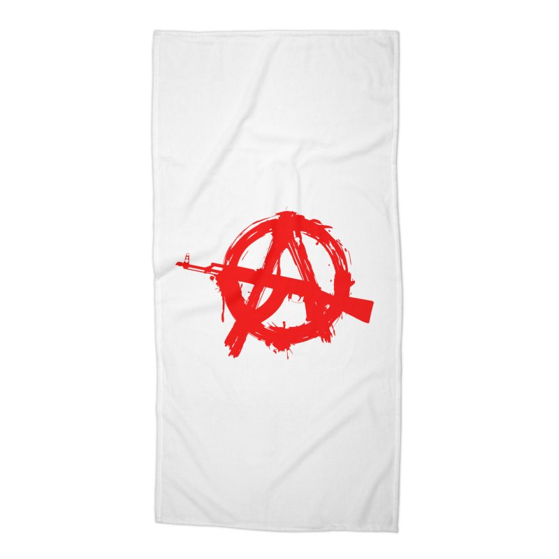AK ARCY Accessories Beach Towel by DesignsbyAnvilJames's Artist Shop