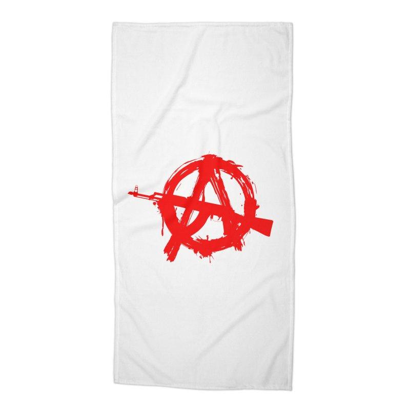 AK ARCY Accessories Beach Towel by DesignsbyAnvilJames's Artist Shop