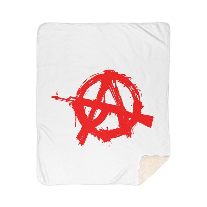 AK ARCY Home Sherpa Blanket Blanket by DesignsbyAnvilJames's Artist Shop