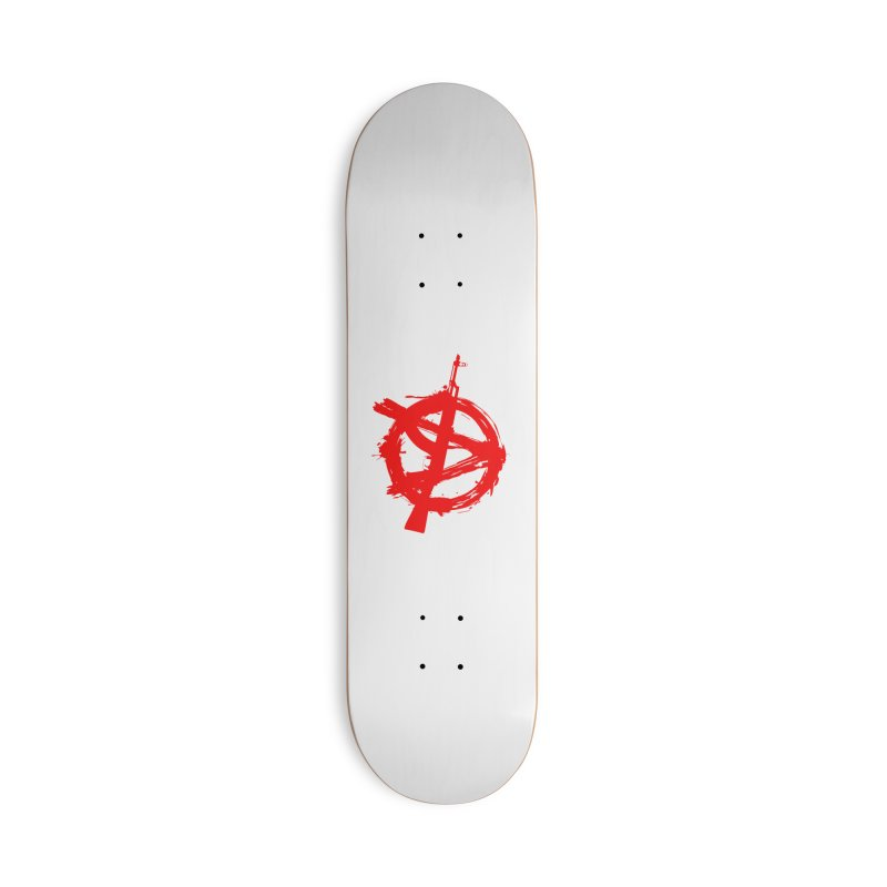 AK ARCY Accessories Skateboard by DesignsbyAnvilJames's Artist Shop
