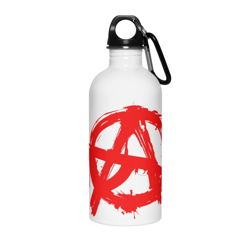 AK ARCY Accessories Water Bottle by DesignsbyAnvilJames's Artist Shop