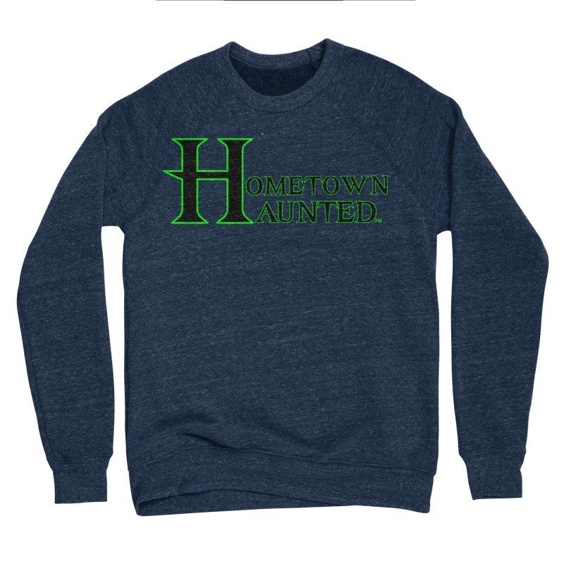 Hometown Haunted (Black) Women's Sweatshirt by DesignsbyAnvilJames's Artist Shop