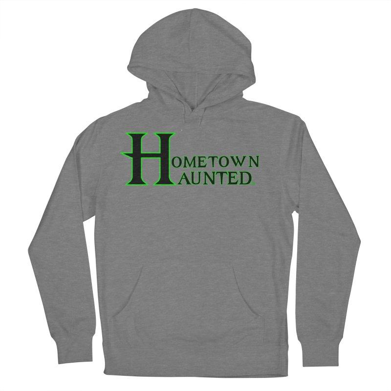 Hometown Haunted (Black) Women's Pullover Hoody by DesignsbyAnvilJames's Artist Shop