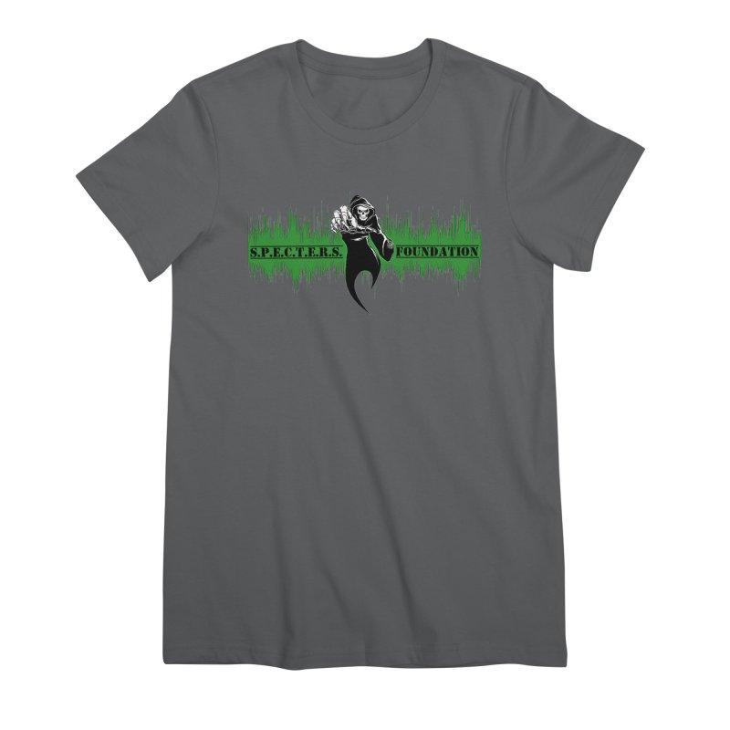 SPECTERS v2 Women's T-Shirt by DesignsbyAnvilJames's Artist Shop