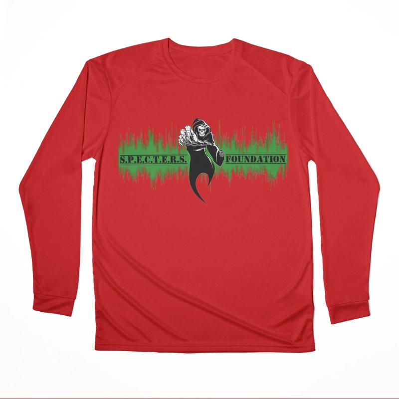 SPECTERS v2 Women's Performance Unisex Longsleeve T-Shirt by DesignsbyAnvilJames's Artist Shop