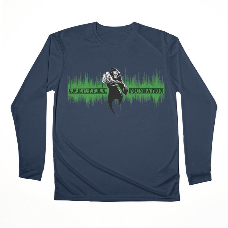 SPECTERS v2 Men's Performance Longsleeve T-Shirt by DesignsbyAnvilJames's Artist Shop