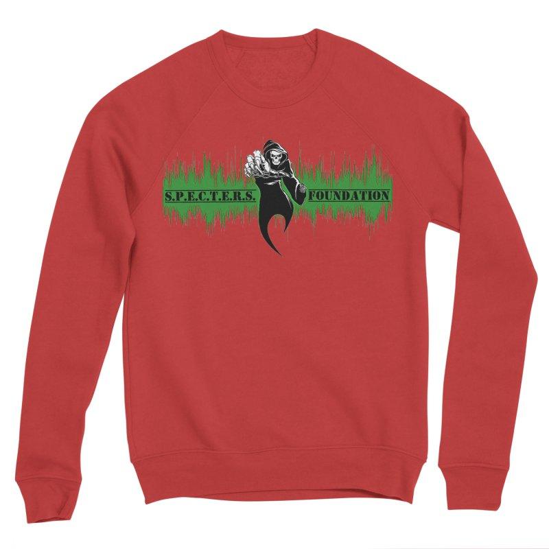 SPECTERS v2 Men's Sponge Fleece Sweatshirt by DesignsbyAnvilJames's Artist Shop