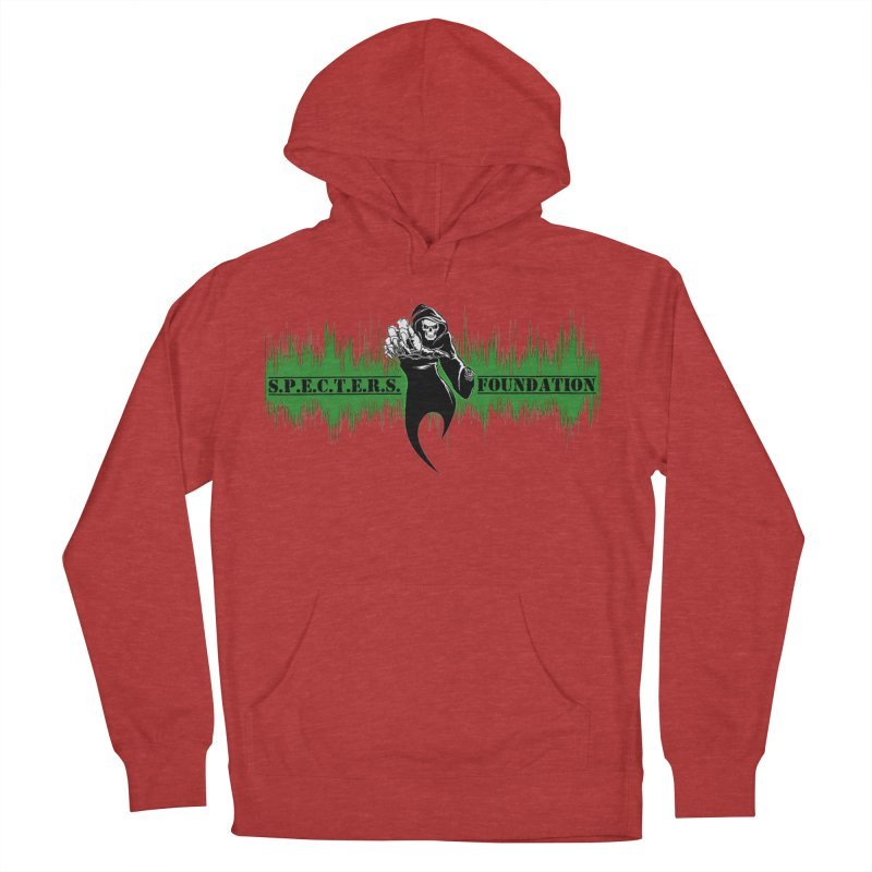 SPECTERS v2 Women's French Terry Pullover Hoody by DesignsbyAnvilJames's Artist Shop