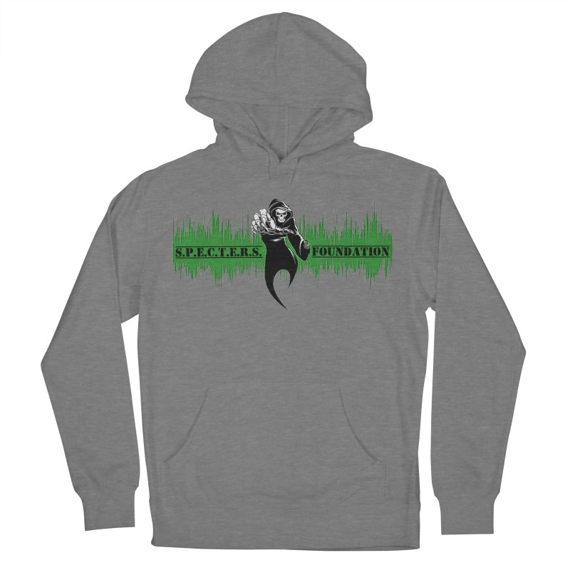 SPECTERS v2 Men's French Terry Pullover Hoody by DesignsbyAnvilJames's Artist Shop