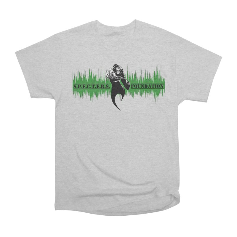 SPECTERS v2 Men's Heavyweight T-Shirt by DesignsbyAnvilJames's Artist Shop