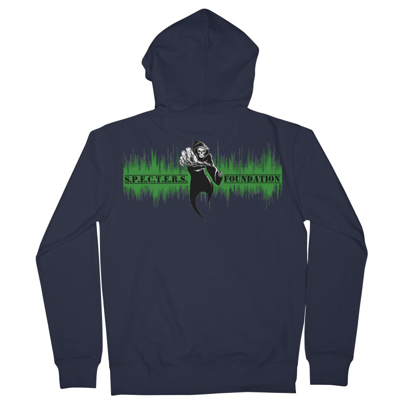 SPECTERS v2 Men's Zip-Up Hoody by DesignsbyAnvilJames's Artist Shop