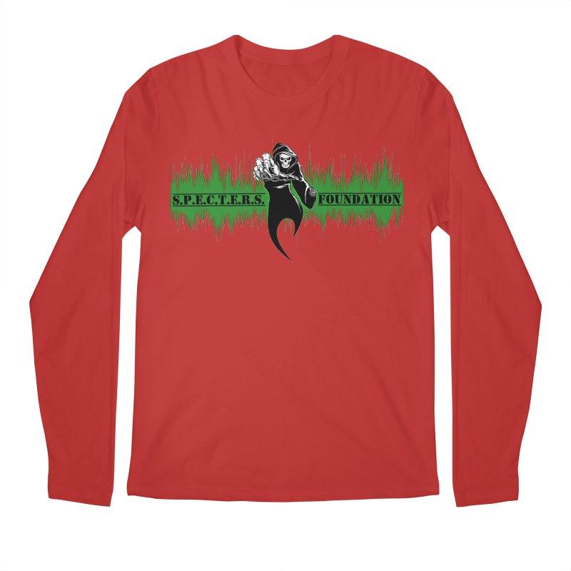 SPECTERS v2 Men's Regular Longsleeve T-Shirt by DesignsbyAnvilJames's Artist Shop