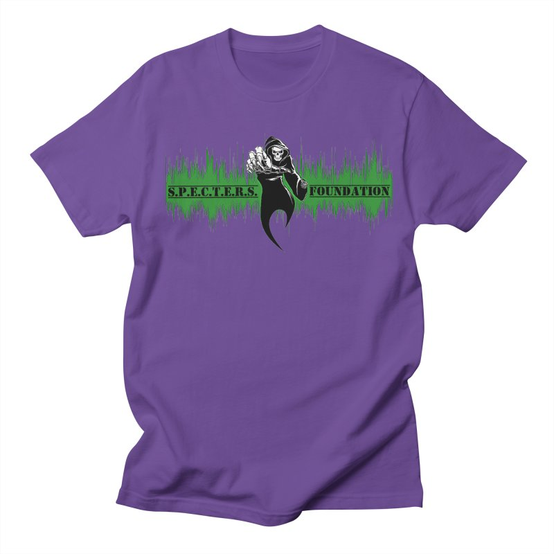 SPECTERS v2 Men's Regular T-Shirt by DesignsbyAnvilJames's Artist Shop