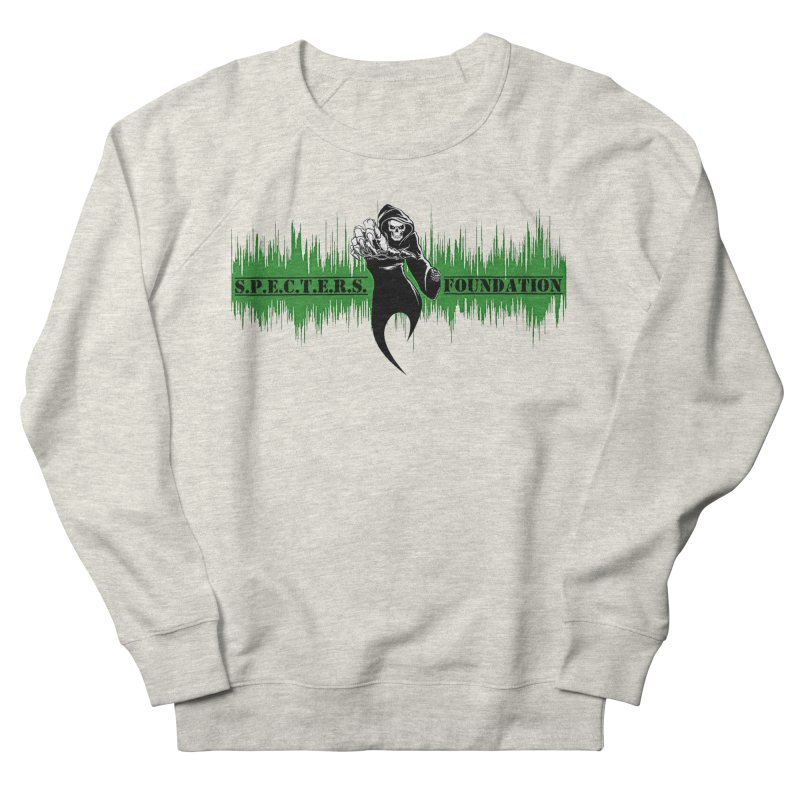 SPECTERS v2 Women's French Terry Sweatshirt by DesignsbyAnvilJames's Artist Shop