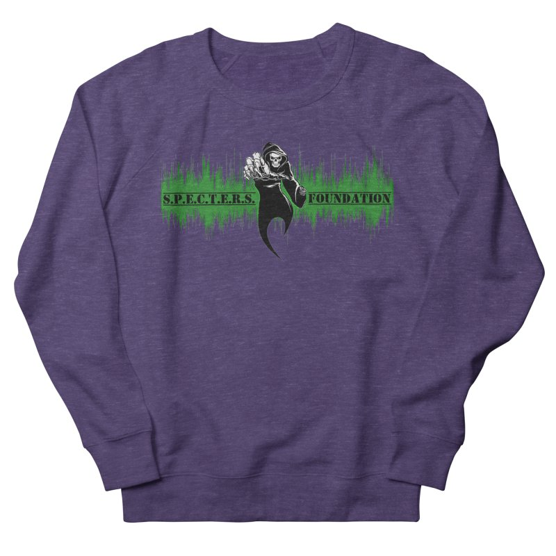 SPECTERS v2 Men's French Terry Sweatshirt by DesignsbyAnvilJames's Artist Shop