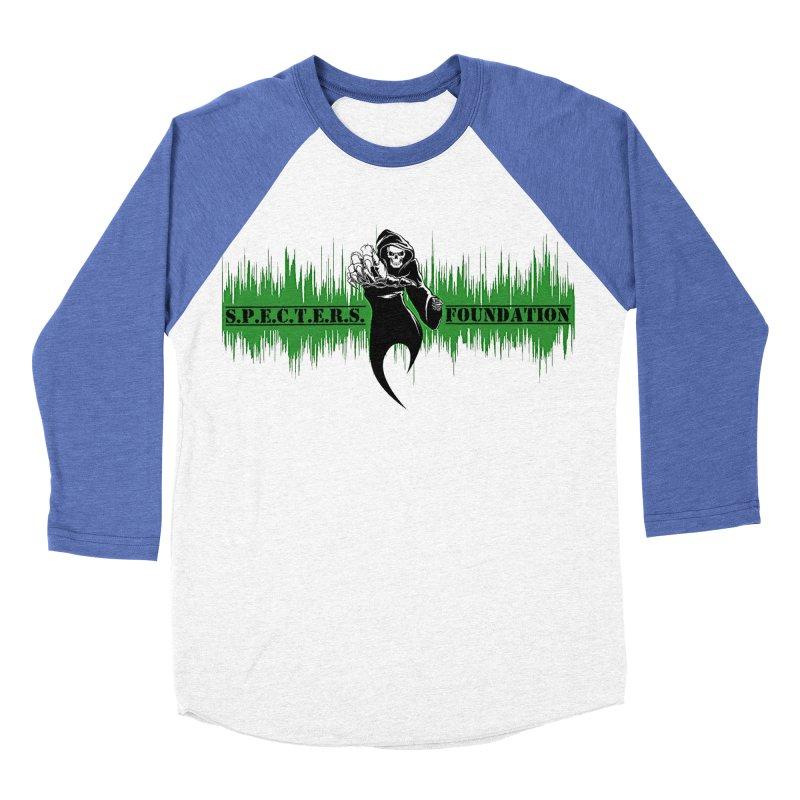 SPECTERS v2 Women's Baseball Triblend Longsleeve T-Shirt by DesignsbyAnvilJames's Artist Shop