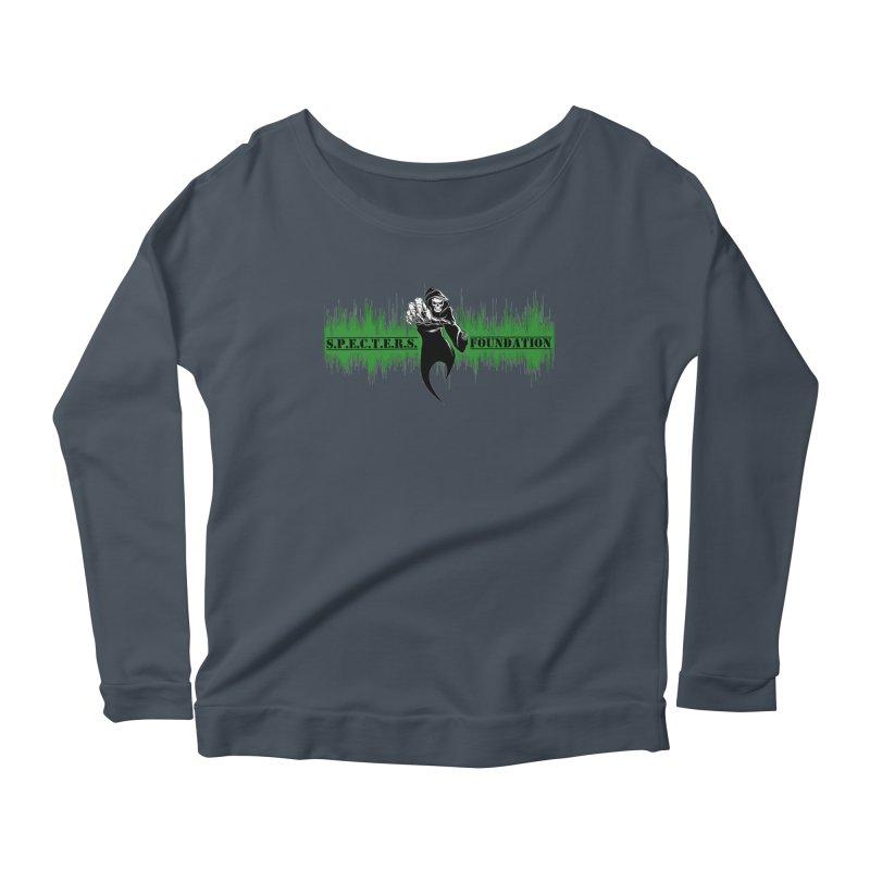SPECTERS v2 Women's Scoop Neck Longsleeve T-Shirt by DesignsbyAnvilJames's Artist Shop