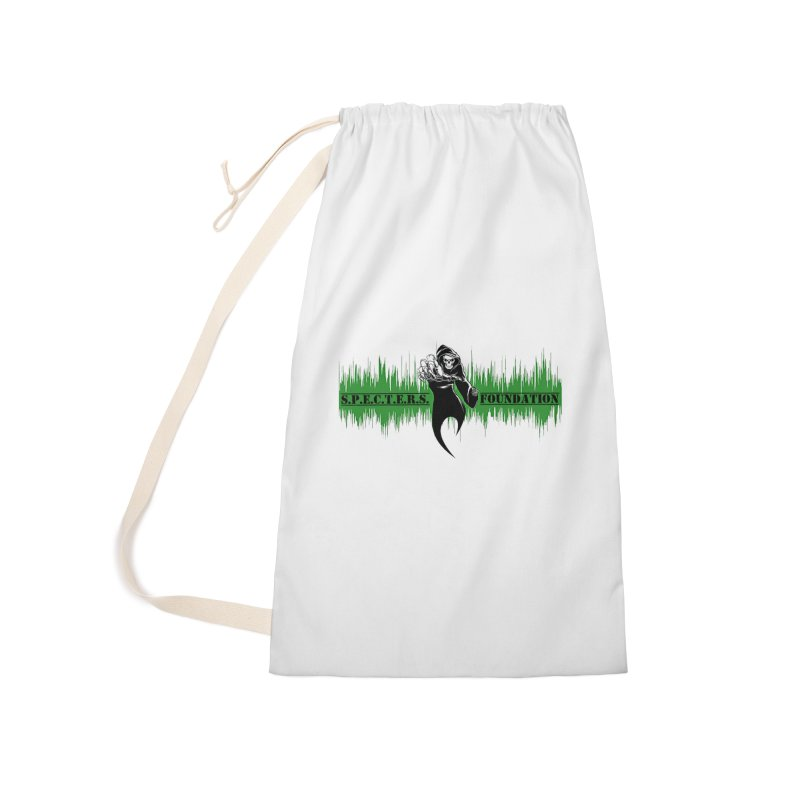 SPECTERS v2 Accessories Laundry Bag Bag by DesignsbyAnvilJames's Artist Shop